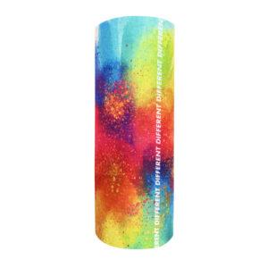 Braga-cuello-explosión-colores