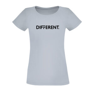 Camiseta_Mujer_Gris_Different