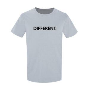 Camiseta_Unisex_Gris_Nube_Different